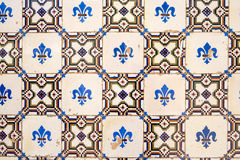 Azulejos Photographie stock