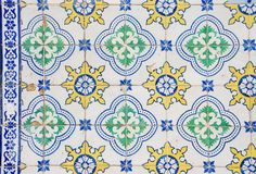 Azulejos royalty free stock photo