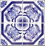 Azulejos 免版税库存照片