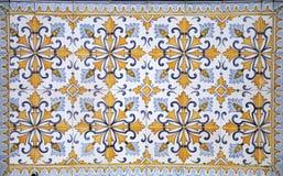 Azulejos Στοκ εικόνα με δικαίωμα ελεύθερης χρήσης