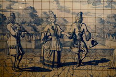 azulejos foto de archivo