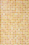 Azulejos anaranjados Fotos de archivo