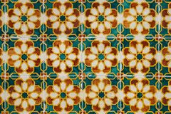 Azulejos Azulejo portugal Imagem de Stock Royalty Free