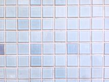 Azulejos azules claros Foto de archivo