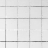 Azulejos blancos Foto de archivo libre de regalías