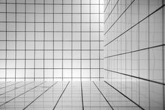 azulejos blancos foto de archivo libre de regalas