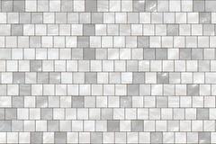 Azulejos blancos inconsútiles Foto de archivo libre de regalías