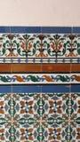 Azulejos de Andalucia, Espanha fotografia de stock royalty free
