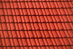 Azulejos de azotea Imagenes de archivo
