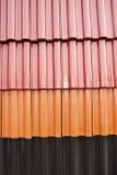 Azulejos de azotea imagen de archivo libre de regalías