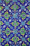Azulejos de Iznik fotos de archivo