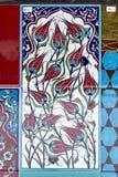 Azulejos de Iznik Imagen de archivo libre de regalías