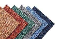 Azulejos de la alfombra Imagen de archivo