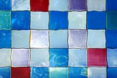 Azulejos de la ondulación Fotografía de archivo libre de regalías