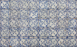Azulejos de Lisboa foto de archivo libre de regalías