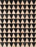 Azulejos de mármol amarillentos de la decoración Foto de archivo libre de regalías