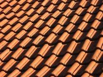 Azulejos de material para techos foto de archivo libre de regalías