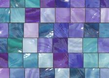 Azulejos de moda del diseño interior Foto de archivo libre de regalías
