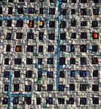 Azulejos de mosaico Fotos de archivo