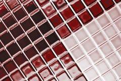 Azulejos de mosaico Fotografía de archivo libre de regalías
