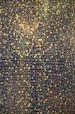 Azulejos de mosaico. Foto de archivo