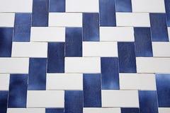 Azulejos de mosaico Imágenes de archivo libres de regalías