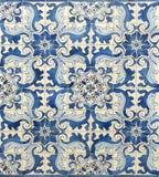 Azulejos de Portugal de la teja de mosaico de Macao Imagen de archivo libre de regalías