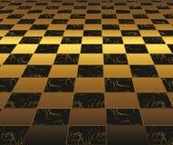 Azulejos de suelo ilustración del vector