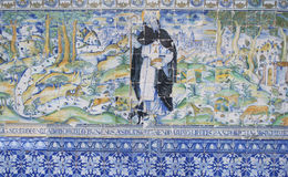 Azulejos de Talavera, Talavera de la Reina, Fotografia de Stock