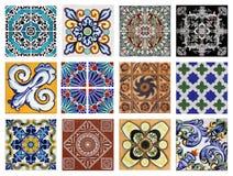 Azulejos de Valence photographie stock libre de droits
