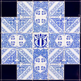 Azulejos Decoration Stock Photo