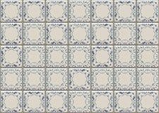 azulejos del cuarto de baño o de la cocina Fotografía de archivo libre de regalías