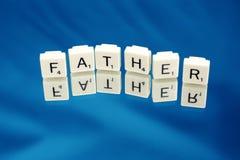 Azulejos del juego de palabra de la carta Imagen de archivo libre de regalías