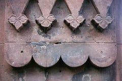 Azulejos del Romanesque Imágenes de archivo libres de regalías