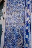 Azulejos di Lisbona Fotografia Stock