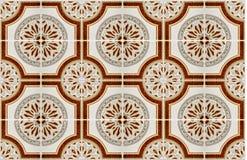 Azulejos di Valencia fotografia stock