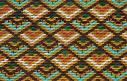 Azulejos en la azotea Imagen de archivo