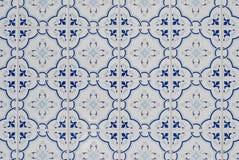 Azulejos esmaltados portugueses 116 Imagenes de archivo