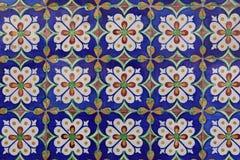 Azulejos i Lissabon royaltyfria foton