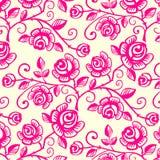 Azulejos inconsútiles de Rose