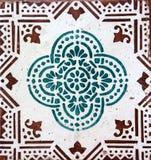 azulejos lisbon arkivbilder