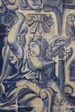 Azulejos in Lisbon Royalty Free Stock Photo
