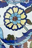 Azulejos, mezquita de Konak, Esmirna, Turquía Foto de archivo