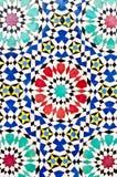 Azulejos multicolores Fotografía de archivo libre de regalías