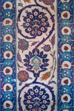 Azulejos orientales Imágenes de archivo libres de regalías