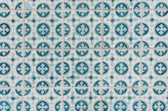 Azulejos - Portugal tiles close-up Stock Photo