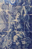 Azulejos in Portugal Royalty Free Stock Photo