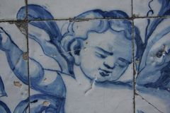 Azulejos Royalty Free Stock Photography