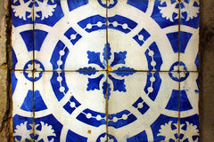 Azulejos, Portuguese tiles Stock Photos