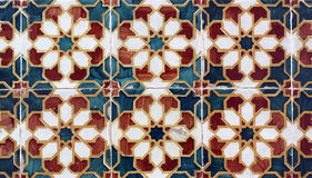 Azulejos, portuguese tiles Royalty Free Stock Photo